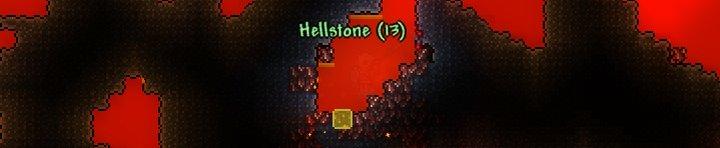 Terraria: Obsidian & Hellstone Mining