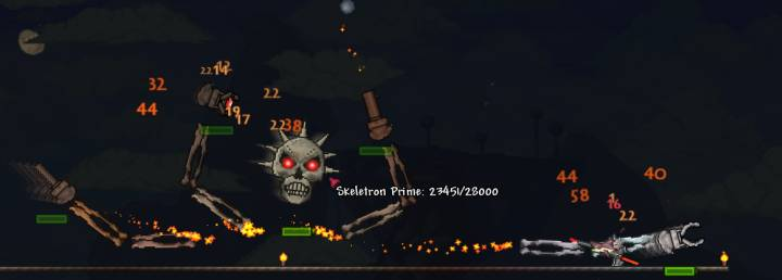 Terraria - Skeletron Prime Boss Guide