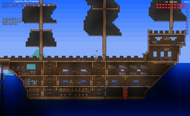 Terraria Building Houses Valid Housing Requirements