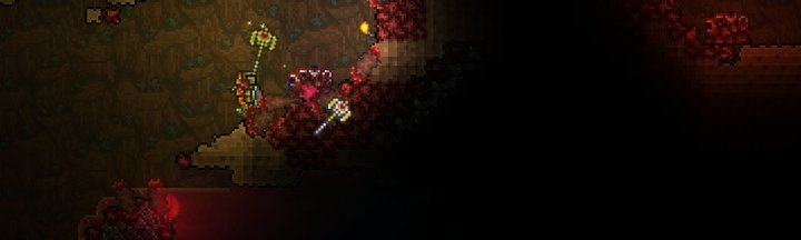 Terraria: Entering Hardmode for the First Time