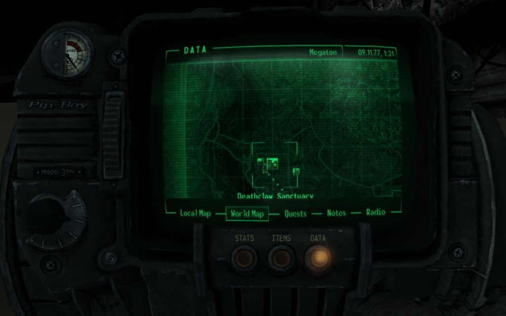 Fallout 3 Bobblehead Locations on