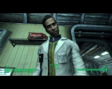 Dad from Fallout 3 when the character is a toddler