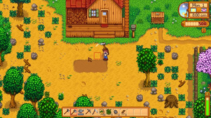 Carls stardew valley guide autos post for How to fish in stardew valley ps4