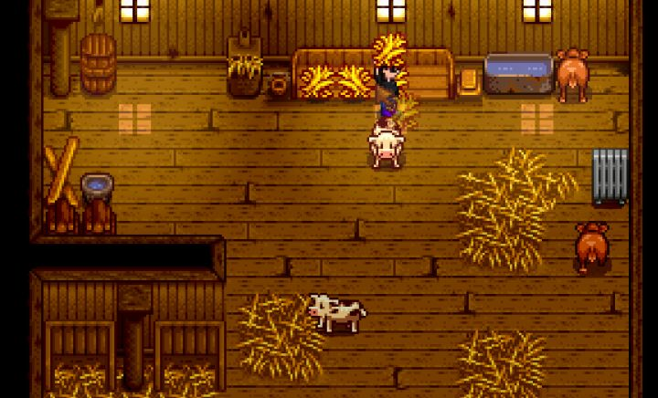 heaters in stardew valley - what do they do