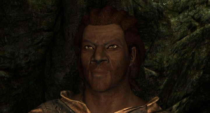 Skyrim's Redguard Race